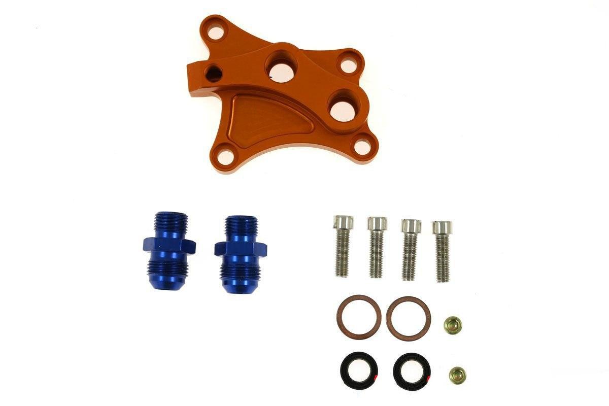 Oil Cooler Adapter Nissan 200sx CA18DET TurboWorks - GRUBYGARAGE - Sklep Tuningowy